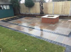 Stone Force Paving Patio