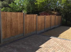 Stone Force Paving Fencing